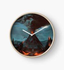 Mordor Clock