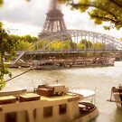 Eiffel Tower Rive Gauche - Paris by Yannik Hay