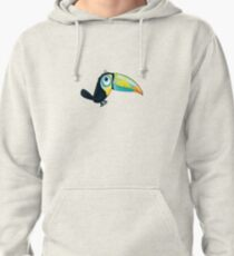 toucan Pullover Hoodie