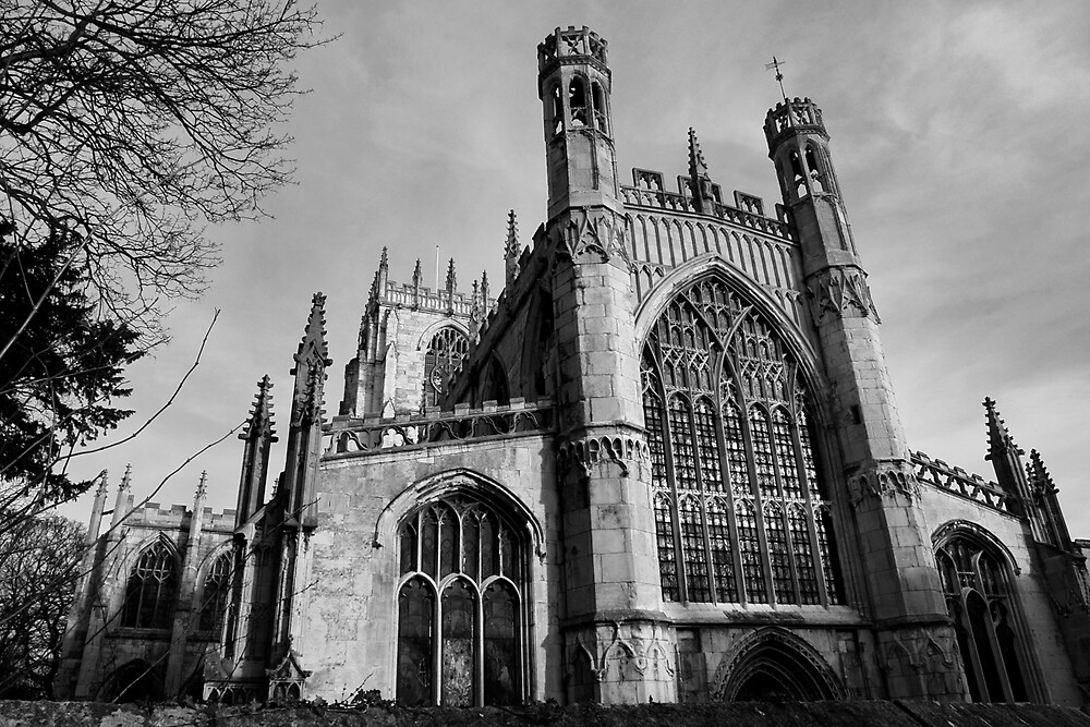 St Mary's Church, Beverley by richB