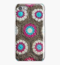 Crochet Hexagons iPhone Case/Skin