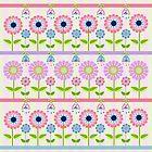 Fantasy flowers pattern vector illustration by walstraasart