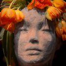 USA. Pennsylvania. Philadelphia Flower Show 2017. Dreamy Face. by vadim19