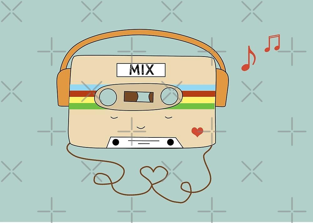 Mix Tape by KathrinLegg