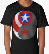 Winter Cap Ying Yang Long T-Shirt