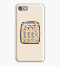 The Equation iPhone Case/Skin