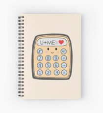 The Equation Spiral Notebook