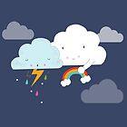 Get well soon little cloud by KathrinLegg