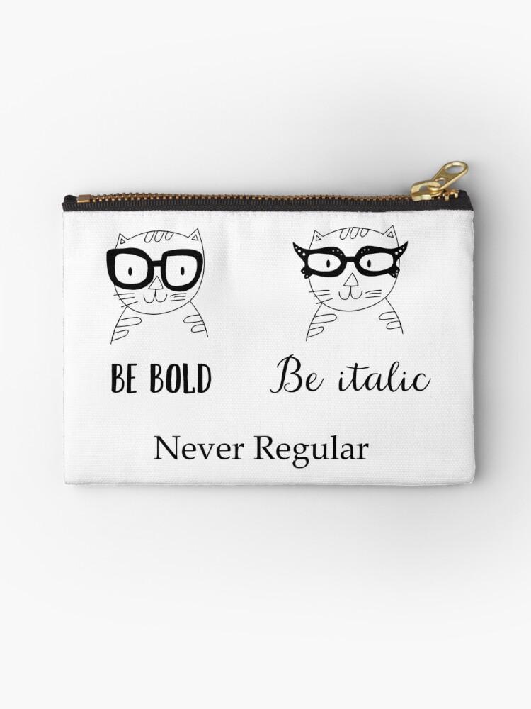 Never Regular by KathrinLegg