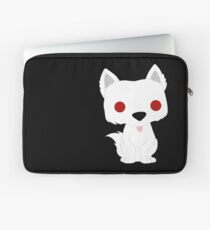 Ghost Puppy Laptop Sleeve