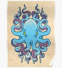 Twisted Tentacles Poster