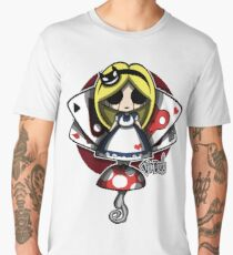 Alice Men's Premium T-Shirt
