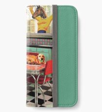 American Mouth iPhone Wallet/Case/Skin