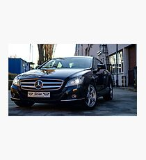Mercedes-Benz CLS Photographic Print