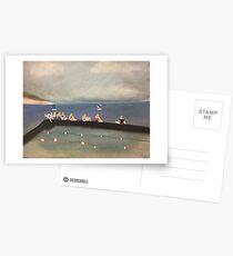 summer camp Postcards