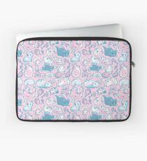 Guinea Pig Huddle In Pink Laptop Sleeve