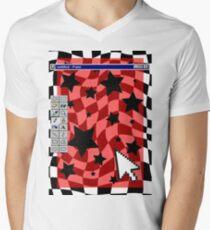 00s Men's V-Neck T-Shirt