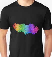 Bombs Away Tracer! Rainbow! Unisex T-Shirt
