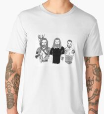 Jason Momoa Men's Premium T-Shirt