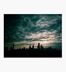 Skylines Photographic Print