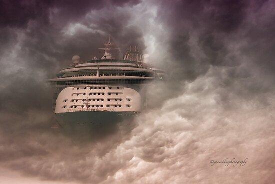 Ghost Ship by Yannik Hay