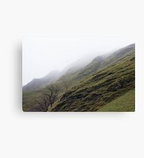 Derbyshire Layers Canvas Print