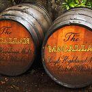 MacAllan Casks - Scotland by Yannik Hay