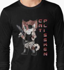 Cat Plissken Long Sleeve T-Shirt
