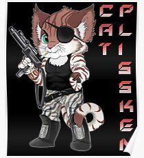 Cat Plissken Poster