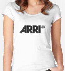 Arri Camera Women's Fitted Scoop T-Shirt