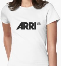 Arri Camera Womens Fitted T-Shirt