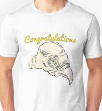 Congratulations Unisex T-Shirt