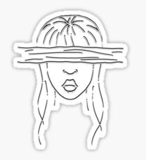 Blindfold Sticker