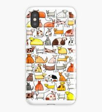 Dogs, dogs, dogs!!! iPhone Case