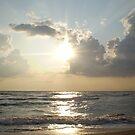 Paestum Beach by Mui-Ling Teh