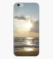 Paestum Beach iPhone Case