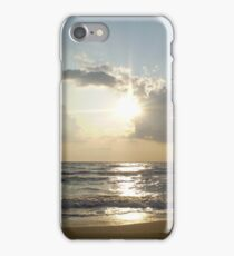 Paestum Beach iPhone Case/Skin