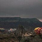 Balloons Morning by cishvilli