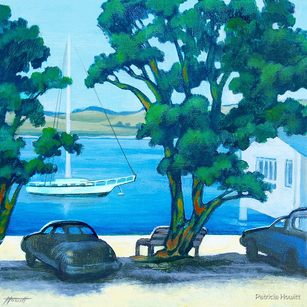 Summer in Mangonui by Patricia Howitt