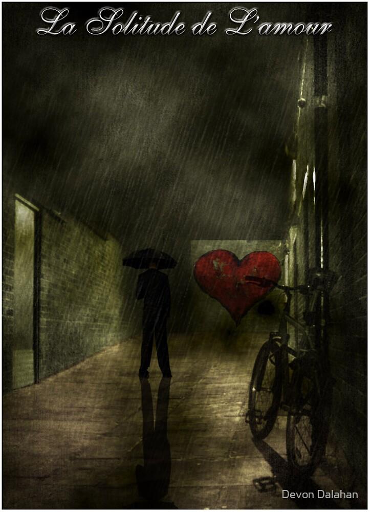 Loneliness by Devon Mallison