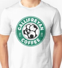 Gallifreyan Coffee Unisex T-Shirt