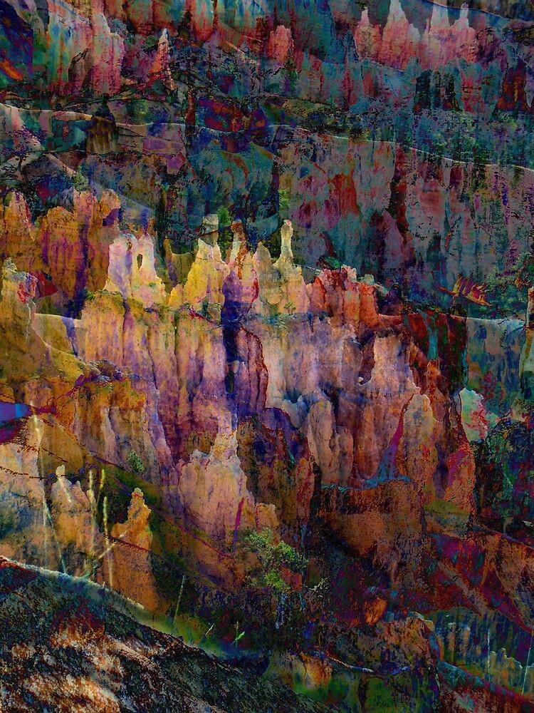 Canyon Fantasy by Linda J Armstrong