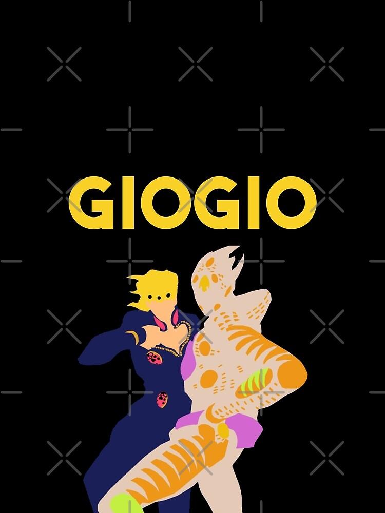 JoJo's Bizarre Adventure - Giorno Giovanna Gold Experience Requiem |  Graphic T-Shirt