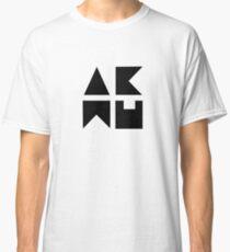 AKMU - logo black Classic T-Shirt