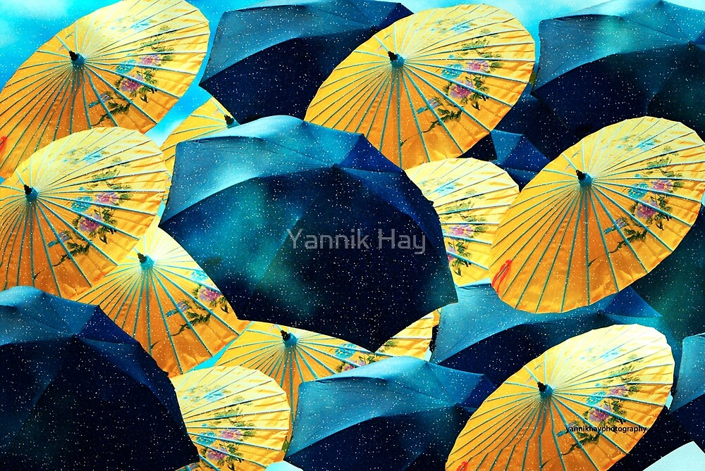 When it Rains by Yannik Hay