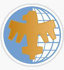 Federal Network Sticker