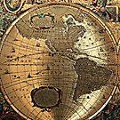 Old Map by Yannik Hay