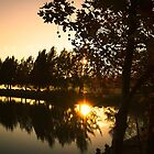 Autumn Early Morning at Lake Ginninderra (Canberra/ACT/Australia) (3) by Wolf Sverak