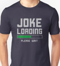 Funny Stand Comedian Humor  Unisex T-Shirt