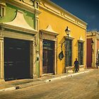 Colourful Streets of Campeche by Yukondick